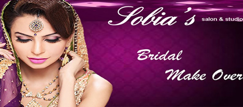 Bridal makeup by Sobia`s: